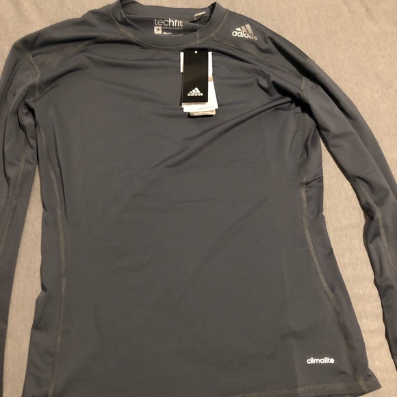 t shirt adidas techfit compression